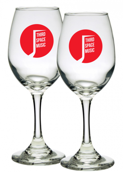 Double Updated Wine Glass